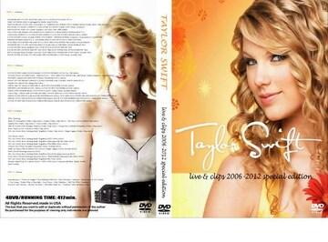 Taylor Swift 2006-2012 怒涛の�F時間!テイラースウィフト�CDVD
