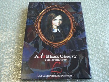 Acid Black Cherry/2015 arena tour L-エル【2DVD】他にも出品中
