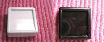 選べる4cmルースケース(白)(黒)40個セット 送料185円
