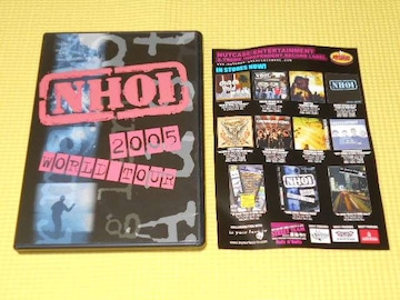 DVD★NEVER HEARD OF IT 2005 WORLD TOUR