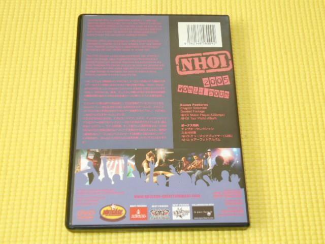 DVD★NEVER HEARD OF IT 2005 WORLD TOUR < タレントグッズの