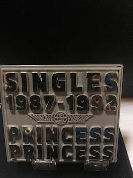 プリンセス プリンセス Singles 1987〜1992 曲目画像掲載 送料