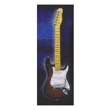 ギターメモリーズ GUITAR MEMORIES ストラトキャスター(ブラウン・サンバースト) ガチャポン