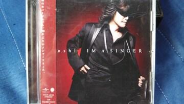 ToshI(X JAPAN) IM A SINGER カバーアルバム