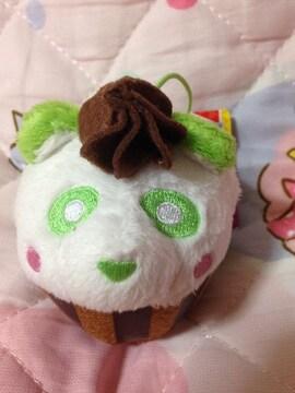 AAA☆え〜パンダ カップケーキマスコット【浦田直也】