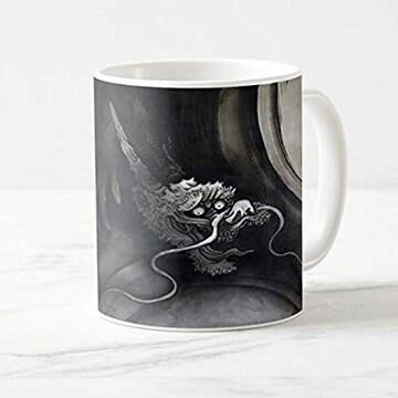 曾我蕭白『 龍図 』のマグカップ