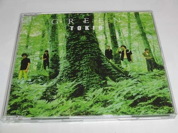 TOKIO/GREEN 6曲