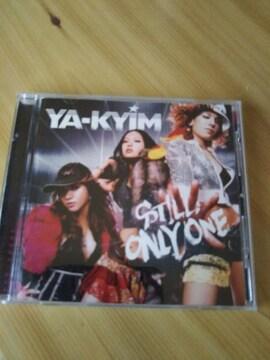 ★[CD] YA-KYIM STILL ONLY  ONE ★