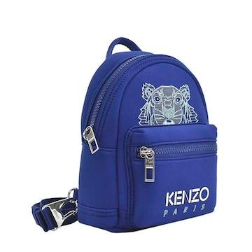 ◆新品本物◆ケンゾー KAMPUS バックパック(BL)『FA55SF301F22 76』◆