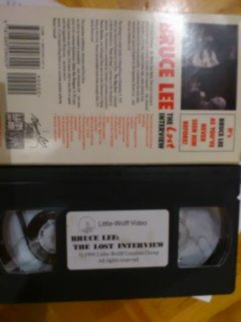 ブルース・リー〓ロスト・インタビュー < CD/DVD/ビデオの