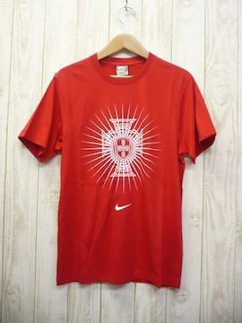 即決☆ナイキ 50%OFF ポルトガル代表Tシャツ M 新品
