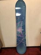 BURTON  Feather 女の子用 スノーボード 139