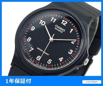 新品 即買い■カシオ 腕時計 MQ-24-1BL