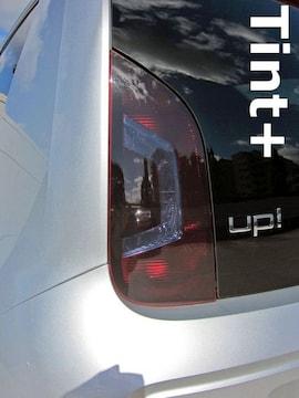 Tint+水洗→再利用OK VWアップ! up! テールランプ スモークフィルム