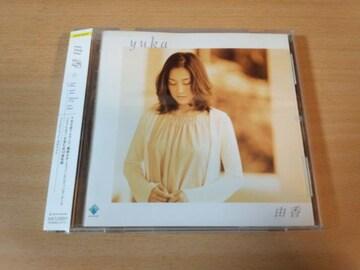 由香CD「yuka」(魔術師オーフェン、谷村有美楽曲提供)●